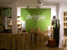 Avesu - a vegan shoe